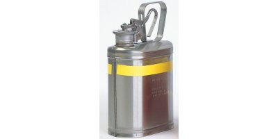 EAGLE - Model 1301 - Lab Can, 1 Gal. Stainless Steel