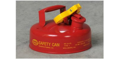 EAGLE - Model Type I UI-4-S - Safety Can, 2 Qt. Red