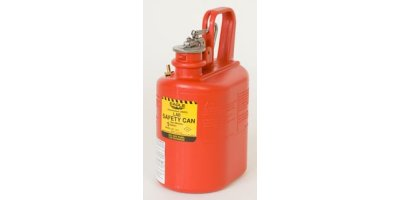 EAGLE - Model 1511 - Lab Can 1 Gal. Polyethylene - Red