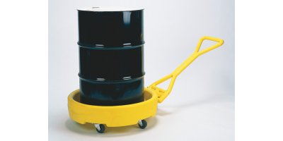 EAGLE - Model 1613 - Drum Bogie - Yellow
