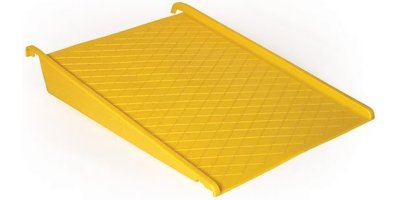 EAGLE - Model 1689 - Poly Pallet Ramp - Yellow