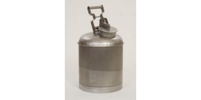 EAGLE - Model 1325 - Disposal Can, 5 Gal. Stainless Steel