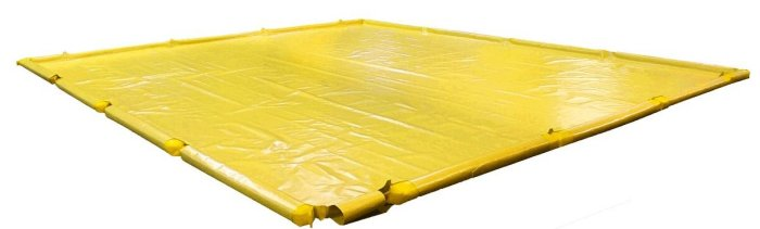 Foam Wall Spill Containment Berm Updated Spill Berm & Foam Options
