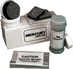 Model CEP-MERCSK25 - Mercsorb Powder Mercury Spill Kit