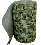 Model MM-150 - Universal Camouflage Bonded Sorbent Roll (Heavy-Weight)
