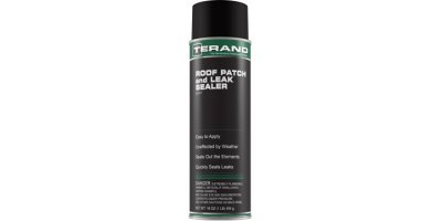 Aerosol Roof Patch and Leak Sealer - 12 Cans/Case