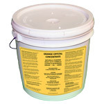 Orange Crystal Powder Degreaser Concentrate (25 lbs. Pail)
