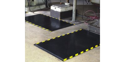 Happy Feet Anti-Fatigue 2 x 3 Wet/Dry Indoor Mat