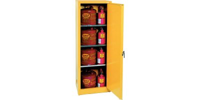 Eagle - Model 1923 - Safety Storage Cabinet -24 Gallon - Manual Close
