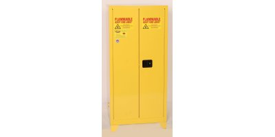 Eagle - Model 6010LEGS - Flammable Safety Cabinet w/4 Inch Legs