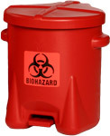 Eagle - Model 943BIO - Biohazardous Waste Can