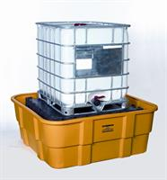 Eagle - Model EM-1683 - All Poly IBC Spill Containment Unit