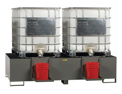 Little Giant - IBC Containment & Dispensing Station - Double Unit