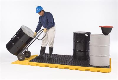 UltraTech - Model 1075 - 8 Drum Spill Deck