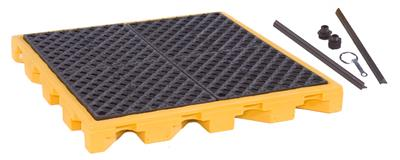UltraTech - Model 1072 - P4 Low Profile Modular Spill Deck - 4 Drum