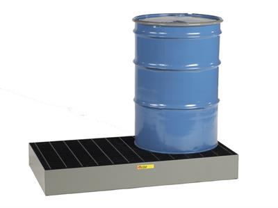 Model SSB-5125 - Little Giant 2 Drum Low Profile Steel Spill Pallet