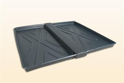 Ultratech - Model 2371 - Rack Containment Tray - Two Tray System