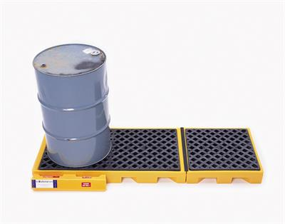 UltraTech - Model 2360 - Ultra-Inline Spill Deck - 3 Drum