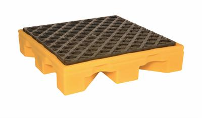 UltraTech - Model 1321 - P1 Low Profile Modular Spill Deck - 1 Drum