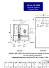 AWAS - Model HI 1999 - Freestanding Oil-Water Separator Datasheet