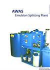AWAS - Model CH - Emulsion Splitting Plants (Batch System) Brochure