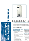 LIQUOZON - Smart Ozonated Water Delivery System - Brochure