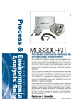 MKS - Model MGS300-KIT - FTIR-based Continuous Emission Monitoring System (CEMS) Integrator Kit - Datasheet