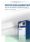 Delta Blower Generation 5 Positive Displacement Blowers - Brochure