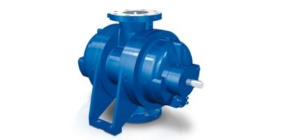 Model GM ... dz - Direct-Drive High-Pressure Positive Displacement Blowers
