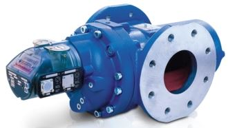 Aerzen - Model Series Za/Zc/Ze - Rotary Piston Gas Meter