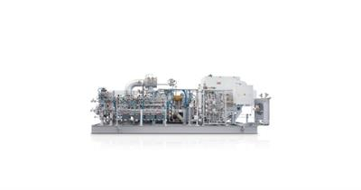 Model VMY  - Oil-Injected Screw Compressors for Process Gas and Refrigeration Industry