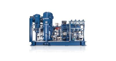 Model Series VMY - Biogas Screw Compressors