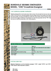 PASI - Model CHE - Cross Hole Energizer P/S Datasheet