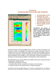 Geo Tom - Version GeoTomCG - Tomographic Software For Windows - Brochure