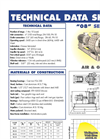 008 Multistage Centrifugal Blowers Brochure
