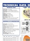 020 Multistage Centrifugal Blowers Brochure