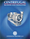 Multistage Centrifugal Blowers & Exhausters Brochure