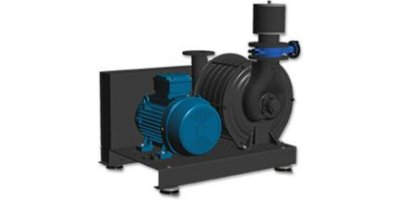 Model 008 - Multistage Centrifugal Blowers