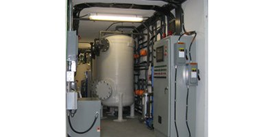 Model AmmEL-LC - Lower Concentrations Ammonia Removal System