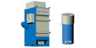 Electrojet - Fume Extraction and Treatment Plant