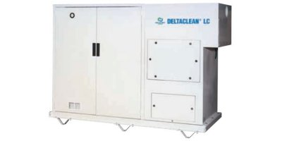 Deltaclean - Model LC - Controlled Dust Extraction System