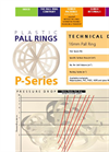 Pall Ring  P Series Plastic Ring Brochure