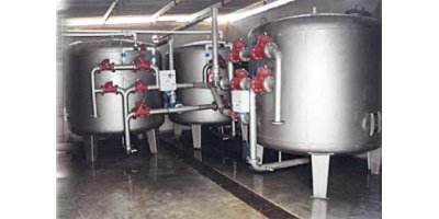 Industrial Water Softening Systems