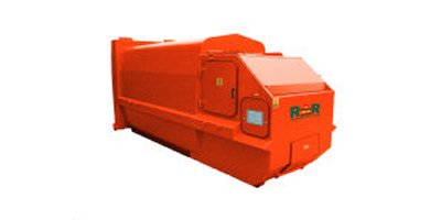 Model RR-PC10 - Portable Waste Compactor