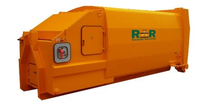 Model RR-PC20 - Portable Waste Compactor