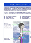 3G Effluent Disinfection Modules - Brochure