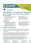 IntelliCEMS - Model IC Series - Continuous Emissions Monitoring Systems Brochure