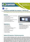 IntelliCEMS - Model 1510 Series - NO / NOx Gas Analyzers Brochure