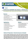 IntelliCEMS - Model 1510H Series - NO / NOx HCLD Analyzers Brochure