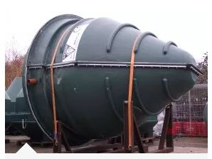 WPL - Model Diamond DMC - Compact Sewage Treatment Plant